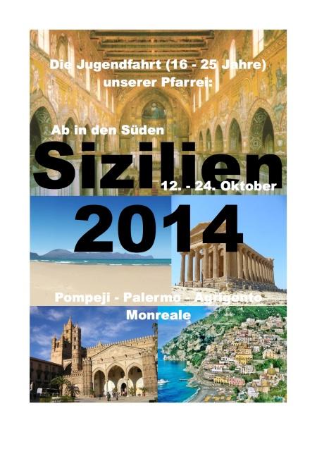 Sizilien2014-Plakat